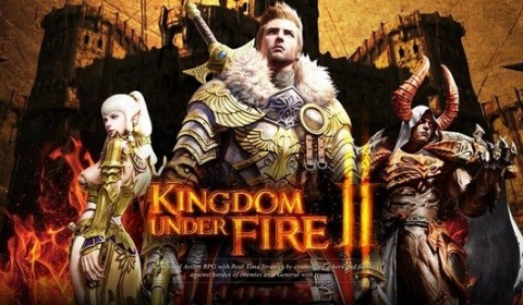 Kingdom Under Fire II เซิร์ฟ SEA นับถอยหลังสู่ช่วงทดสอบ