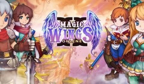 SNSplus เปิดตัวเว็บเกมใหม่ MAGIC X WINGS มาร่วมผจญภัยในดินแดนปีกแห่งฝัน