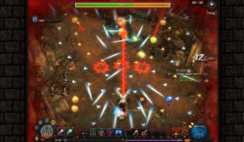 Mirror War เกมแนวใหม่ แหวกแนว Arcade Shooting RPG