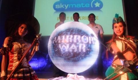 เปิดตัวผู้ให้บริการเกมน้องใหม่ SkyMate พร้อมเปิด Mirror War CBT 12 มีนาคม