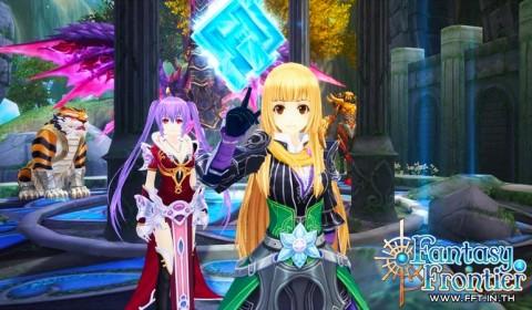 บรรยากาศ OB เกมส์ใหม่ Fantasy Frontier วันแรกสุดคึกคัก!!