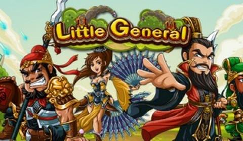 Little General เกมส์ใหม่สามก๊กฉบับการ์ตูนบนมือถือ