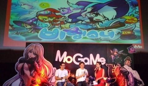 เปิดตัว MoGaMe ประกาศพร้อมลุยตลาดเกมส์สมาร์ทโฟนเต็มตัว