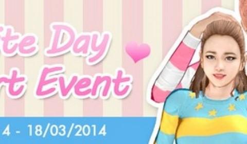 Club Mstar มอบความสุขแก่กันใน White Day Heart Event