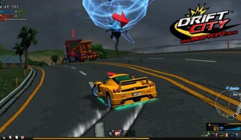 ปั๊ม EXP แรงแซงทางโค้งตั้งแต่ Lv.1 กับ Drift City