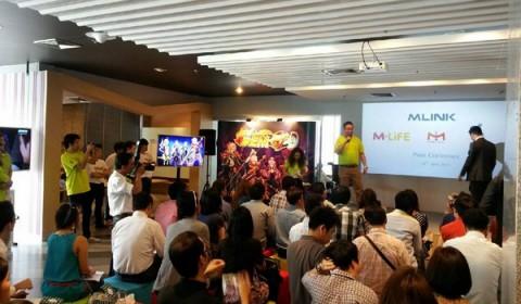MLINK บริษัทชั้นนำด้านไอที เปิดตัว MSeed สนับสนุนนักพัฒนาเกมส์มือถือไทยสู่เวทีโลก