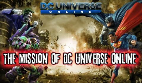มันกำลังจะมา DC Universe Online ค้นหาแฟนพันธุ์แท้ ปล่อยภารกิจพิเศษ รับ Legendary ID