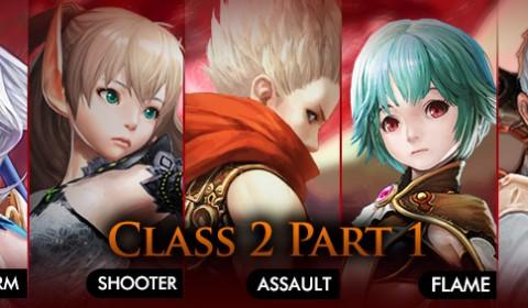 EOS Online รีวิวสกิล Class 2 ตอนที่ 1