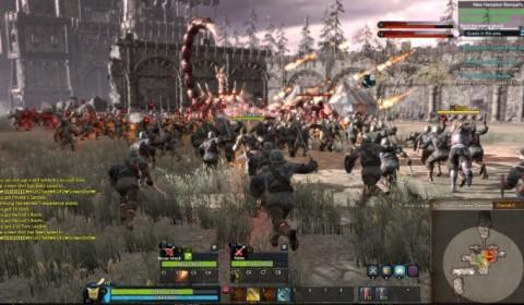 มาแล้ว!! Kingdom Under Fire II เซิร์ฟ SEA ประกาศ CBT