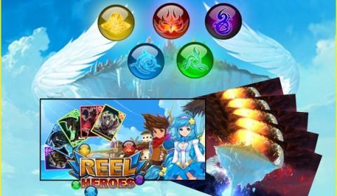 Reel Heroes เกมส์มือถือ Card Battle ฝีมือคนไทย พร้อมให้ดาวน์โหลดแล้ว