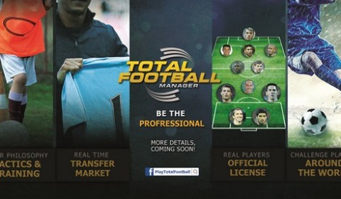 คอบอลเฮ ฉลองเปิด Official Fan Page อย่างเป็นทางการเกม Total Football Manager