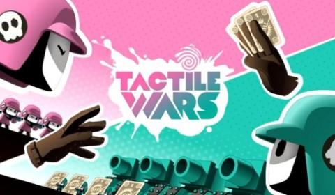 ANKAMA เตรียมปล่อยเกมใหม่แนว Strategic บน Tablet สุดมันส์ Tactile Wars