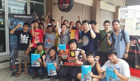 Café Thai เอาใจเกมเมอร์ จัดทัวร์นาเมนต์ร้านเน็ตทั่วประเทศ
