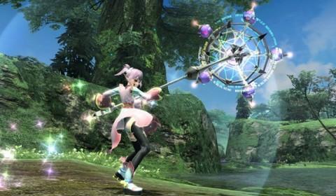 Phantasy Star Online 2 เจาะลึก 3 คลาสพื้นฐานพร้อมข้อมูลคลาส 2