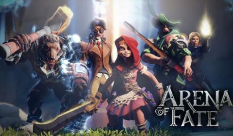 Crytek ประกาศศักดาเกม MOBA ใหม่ Arena of Fate