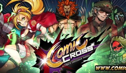 [รีวิวเกมมือถือ] Comic Cross  เกมการ์ดสายเลือดไทยของคนวัยการ์ตูน