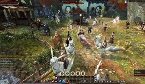 เกมส์ออนไลน์กระแสแรง EOS เปิดทดสอบรอบ 2  คนแน่นทะลักเมือง