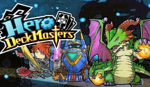 ผจญภัยไปกับเกมการ์ด RPG บนมือถือ Hero Deck Masters