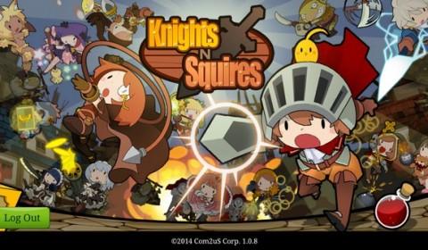 [รีวิว] Knights N Squires อัศวินวิ่งสู้ฟัด