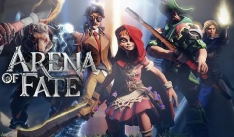 แง้มข้อมูล Arena of Fate เกม MOBA  ตัวใหม่ ทีมเวิร์คสำคัญที่สุด!!