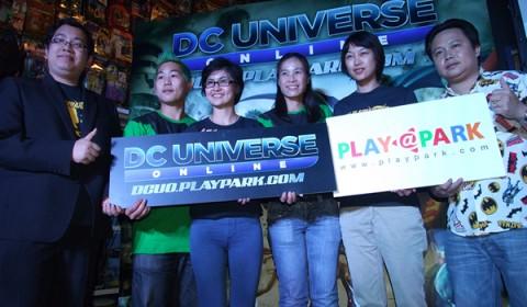 แถลงข่าวเปิดตัว DC Universe Online พร้อมประกาศ CBT ไม่มีรีเซ็ต 26 มิ.ย. นี้