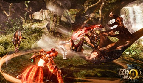 อัพเดท Monster Hunter Online เซิฟเวอร์จีน ช่วง  Extreme Test Phase