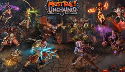 เกม Orcs Must Die! Unchained ทั้งรุกทั้งรับอย่างเจ๋ง ฮีโร่เพียบ CBT 27 มิ.ย. นี้ !!