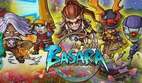 Ucube ปล่อยเกมใหม่ My Little Basara ดาวน์โหลดได้แล้วทั้ง iOS และ Android