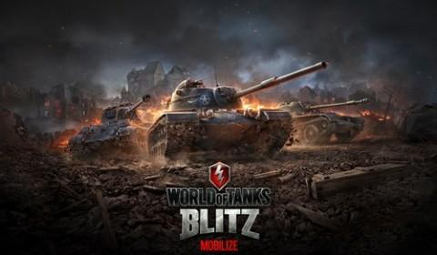 World of Tanks Blitz เปิดสงครามบทใหม่ ประจัญบานพร้อมกันบน iOS แล้ววันนี้