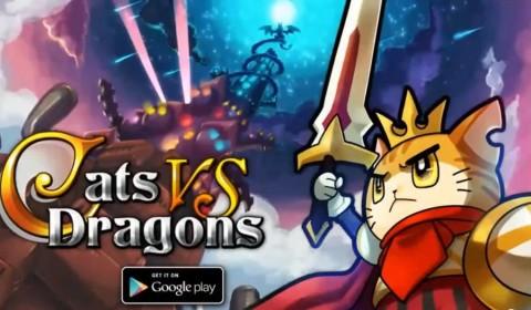 [รีวิว] Cats VS Dragons สงครามพันธุ์เดือด แมวปะทะมังกร