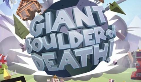 [รีวิวเกมมือถือ]Giant Boulder of Death! หินจอมทำลายล้างมาแล้ว!