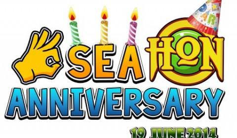 ฉลองครบรอบ 3 ปี HoN SEA 3rd Anniversary !!