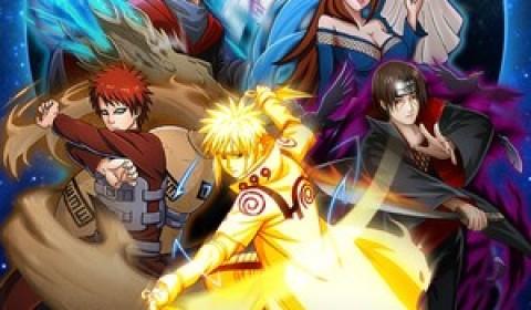 Ninja Online เกมส์การ์ดใหม่สไตล์นินจา เปิดแล้วบน Android
