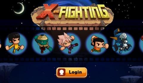 [รีวิวเกมมือถือ]X-Fighting เล่นได้ทั้ง iOS และ Android