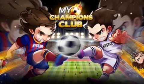 My Champions Club เกมส์ฟุตบอลใหม่บนมือถือพร้อมเปิด OBT