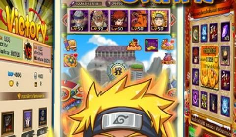 เกมส์การ์ดสงครามแคว้น Ninja Online มาแรง! เปิดแล้วบน iOS