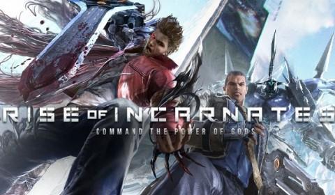 Rise of Incarnates เกมแอ็คชั่นมหากาฬ CBT 8 ส.ค. นี้!!
