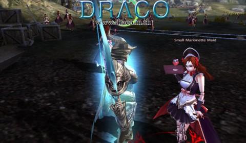 Draco อัพเดทปรับแผนที่ใหม่ Ancient Hill ให้เป็นเขตสันติ