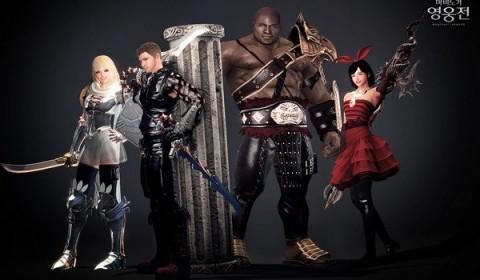 Mabinogi Heroes(KR) เผยคลิป Trailer แง้มตัวละครที่ 9