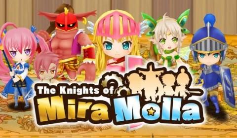 [รีวิวเกมมือถือ] เกมวางแผนสุดโมเอะ The Knights of Mira Molla