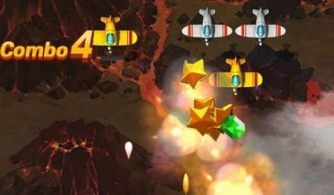 [รีวิวเกมมือถือ] เหิรฟ้าท้ารบ Thunder Raid เกมเครื่องบินประจัญบาน iOS/Android