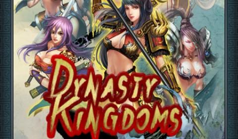 """[รีวิวเกมส์มือถือ]เปิดแล้ววันนี้ Dynasty Kingdoms """"ศึกตำนานสามก๊ก"""" เวอร์ชั่นภาษาไทย"""