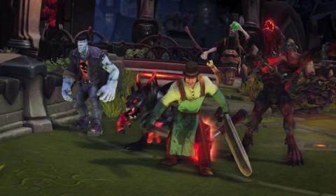Arena of Fate เผยคลิป Gameplay ใหม่ MOBA แห่งโลกเทพนิยายสุดโหด