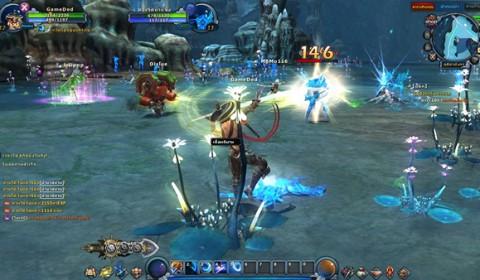 Dragon Online เกมส์ออนไลน์ใหม่จาก MMOG เปิดให้ทดสอบแล้ววันนี้