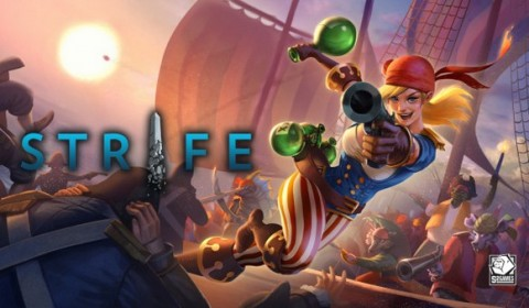 Strife เกม MOBA ของคนรุ่นใหม่ พร้อม OBT เซิร์ฟเวอร์ SEA แล้ว วันนี้!!