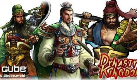 Ucube เตรียมส่งเกมชูธง Dynasty Kingdoms ศึกตำนานสามก๊ก บุกตลาดเกมมือถือ 18 ส.ค. นี้