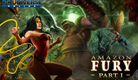 DC Universe Online แพทช์ใหม่ Amazon Fury ระเบิดความมันส์สู่ Tier 6