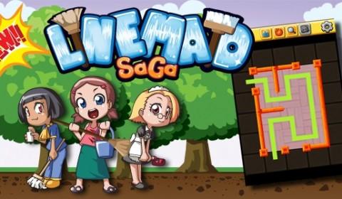 GAMEINDY เปิดตัวเกม Maid Saga – Line Puzzle เกมฝึกสมองแนวใหม่