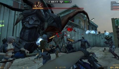 Counter-Strike Nexon: Zombies ฝ่าฝูงซอมบี้พร้อมกัน OBT 23 กันยายน นี้