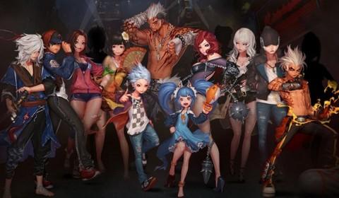 HeroWarZ เกม Action RPG สุดมันส์จากเกาหลี นับถอยหลัง OBT 26 กันยายน นี้